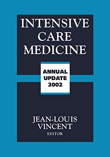 9781475755534: Intensive Care Medicine: Annual Update 2002