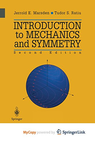 9781475755879: Introduction to Mechanics and Symmetry: A Basic Exposition of Classical Mechanical Systems