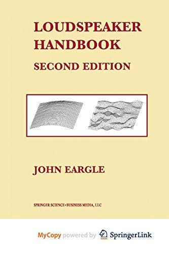 9781475756791: Loudspeaker Handbook