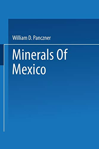 9781475758504: Minerals of Mexico