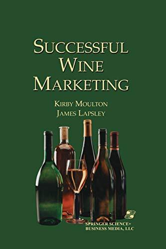 9781475766318: Successful Wine Marketing