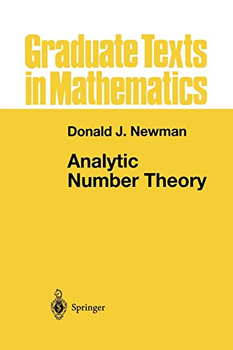 9781475771657: Analytic Number Theory