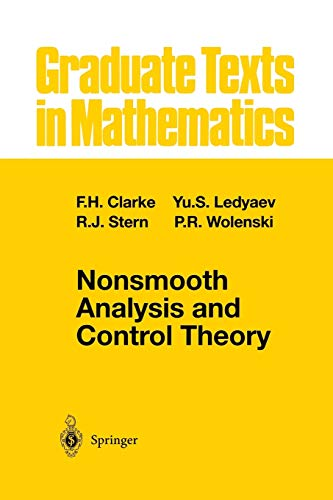 Nonsmooth Analysis and Control Theory: Francis H. Clarke