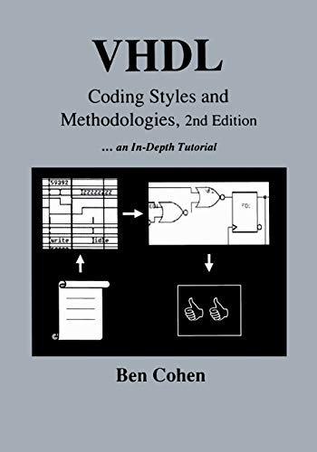 9781475771886: Vhdl Coding Styles and Methodologies