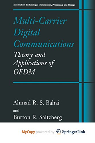 9781475772463: Multi-Carrier Digital Communications: Theory and Applications of OFDM