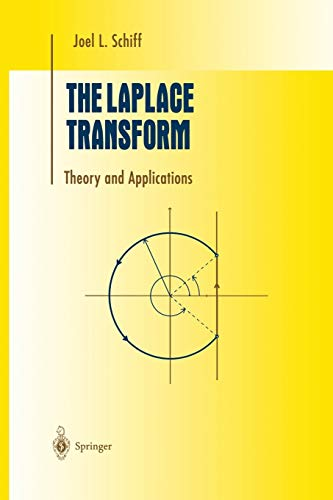 9781475772623: The Laplace Transform: Theory and Applications (Undergraduate Texts in Mathematics)