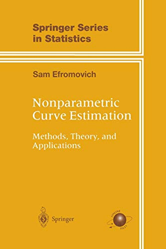 9781475773019: Nonparametric Curve Estimation:
