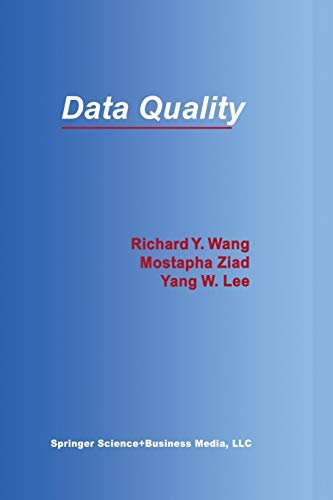 9781475774139: Data Quality (Advances in Database Systems)