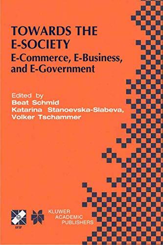 Towards the E-Society: Beat Schmid