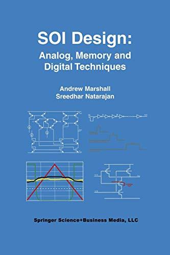 9781475775624: SOI Design: Analog, Memory and Digital Techniques