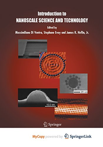 9781475780949: Introduction to Nanoscale Science and Technology