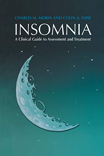 9781475782080: Insomnia: A Clinical Guide to Assessment and Treatment
