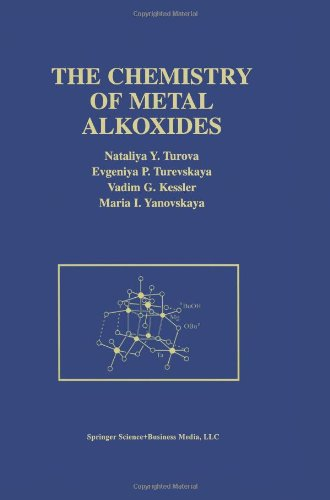 9781475783735: The Chemistry of Metal Alkoxides