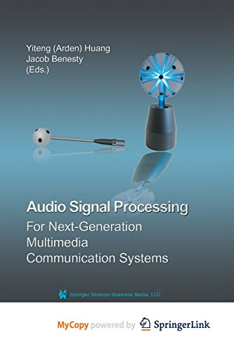 9781475784763: Audio Signal Processing for Next-Generation Multimedia Communication Systems