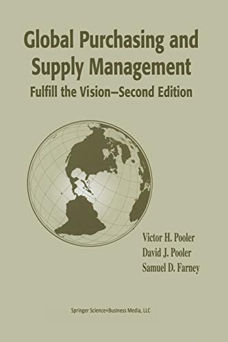 Global Purchasing and Supply Management: Samuel D. Farney