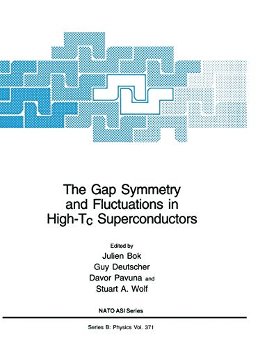 9781475785463: The Gap Symmetry and Fluctuations in High-Tc Superconductors (Nato Science Series B:)