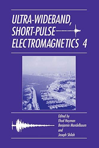 9781475786330: Ultra-Wideband Short-Pulse Electromagnetics 4