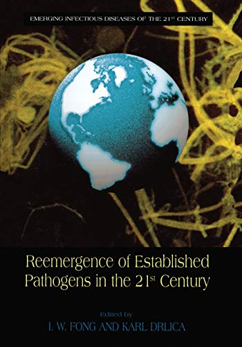 9781475787269: Reemergence of Established Pathogens in the 21st Century (Emerging Infectious Diseases of the 21st Century)