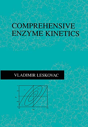 9781475787283: Comprehensive Enzyme Kinetics