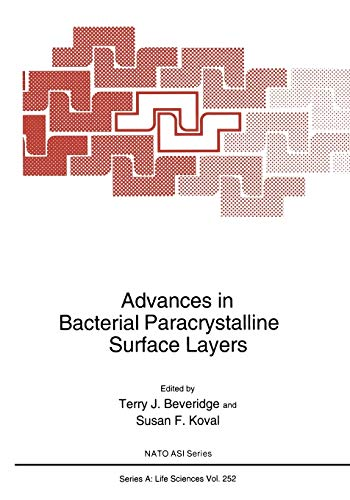Advances in Bacterial Paracrystalline Surface Layers Nato Science Series A