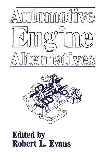 9781475793505: Automotive Engine Alternatives