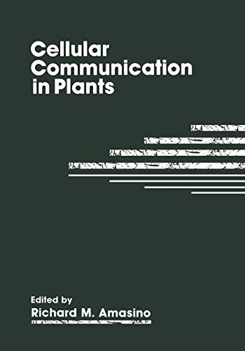 9781475796094: Cellular Communication in Plants