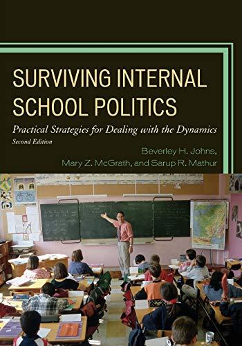 9781475800951: Surviving Internal School Politics: Strategies for Dealing with the Internal Dynamics
