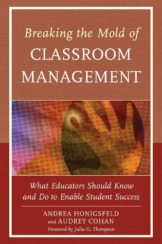 9781475803471: Breaking the Mold of Classroom Management: What Educators Should Know and Do to Enable Student Success, Vol. 5