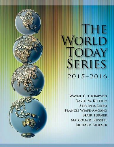 The World Today Series, 2013: Buckman, Robert T./