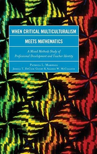 9781475808483: When Critical Multiculturalism Meets Mathematics: A Mixed Methods Study of Professional Development and Teacher Identity