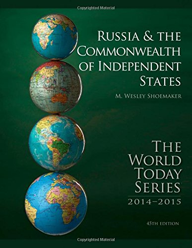 9781475812251: Russia and The Commonwealth of Independent States 2014 (World Today (Stryker))