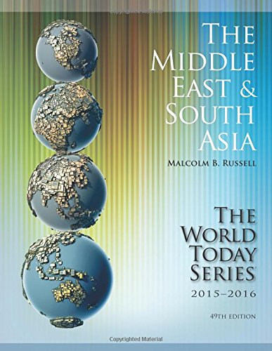 Middle East Amp South Asia 2015 Pb