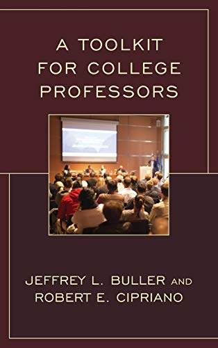 9781475820843: A Toolkit for College Professors
