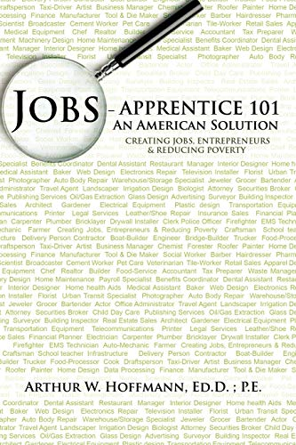 Jobs - Apprentice 101 An American Solution: Arthur W. Hoffmann