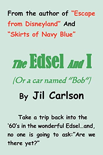 9781475939774: The Edsel And I: Or A Car Named