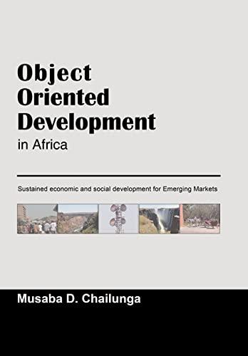 9781475942354: Object-Oriented Development in Africa