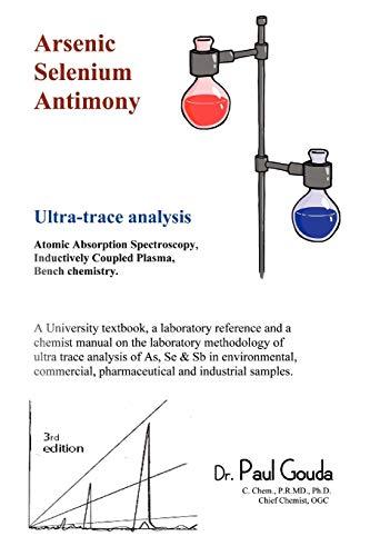 9781475948028: Arsenic, Selenium, Antimony Ultra-Trace Analysis