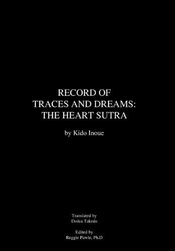 9781475948851: Record of Traces and Dreams: The Heart Sutra