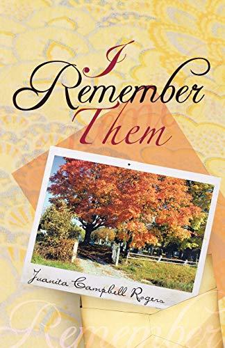9781475949322: I Remember Them