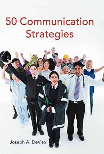 9781475956511: 50 Communication Strategies