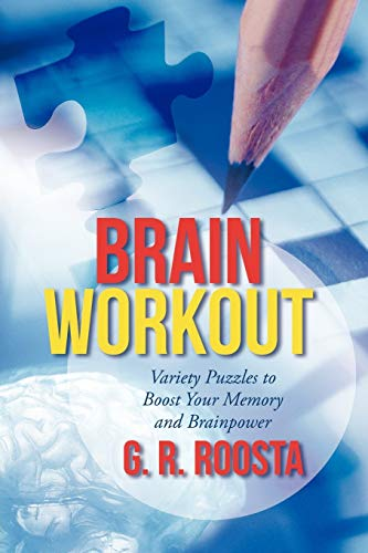 9781475957051: Brain Workout: Variety Puzzles to Boost Your Memory and Brainpower