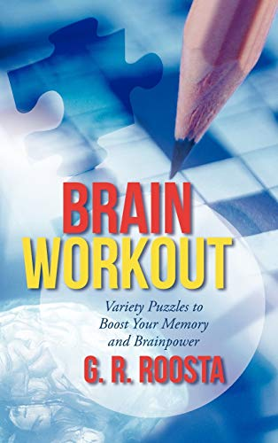 9781475957167: Brain Workout: Variety Puzzles to Boost Your Memory and Brainpower