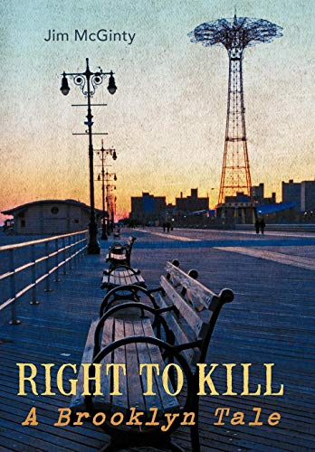 9781475959550: Right to Kill: A Brooklyn Tale