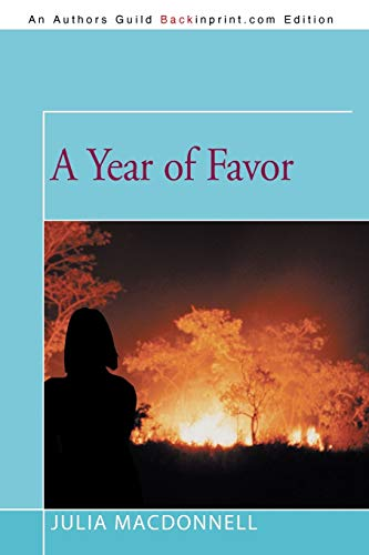 9781475976748: A Year of Favor