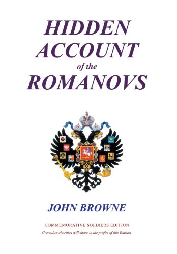 9781475978339: Hidden Account of the Romanovs