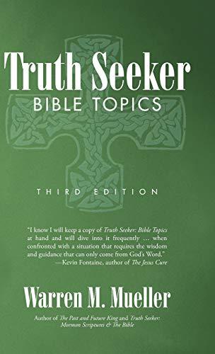 9781475981742: Truth Seeker: Bible Topics: Third Edition