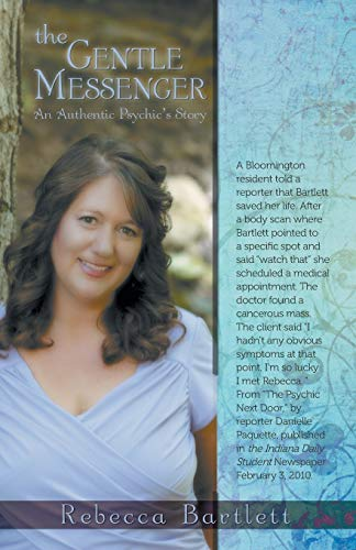 9781475986679: The Gentle Messenger: An Authentic Psychic's Story