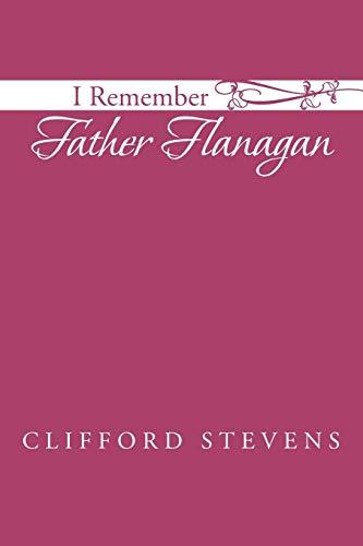 9781475990836: I Remember Father Flanagan