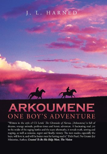 Arkoumene: One Boys Adventure: J. L. Harned