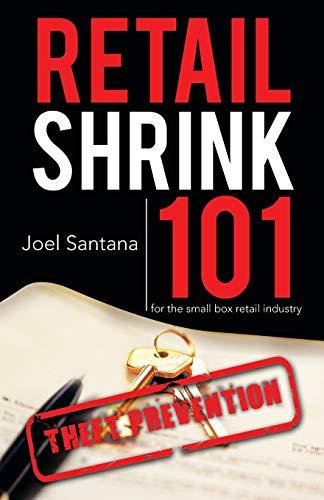 9781475998542: Retail Shrink 101: Theft Prevention